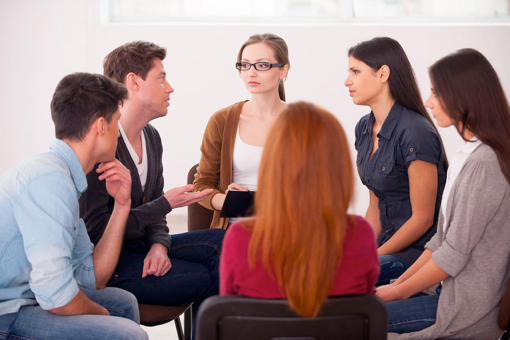 Group Therapy Sessions - the Bergand Group