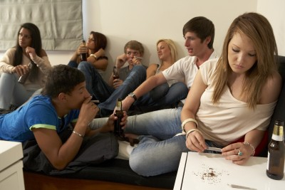 Adolescent Substance Use - The Bergand Group