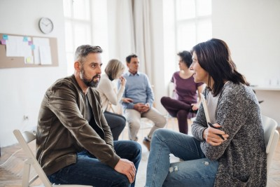group therapy sessions in baltimore- The Bergand Group