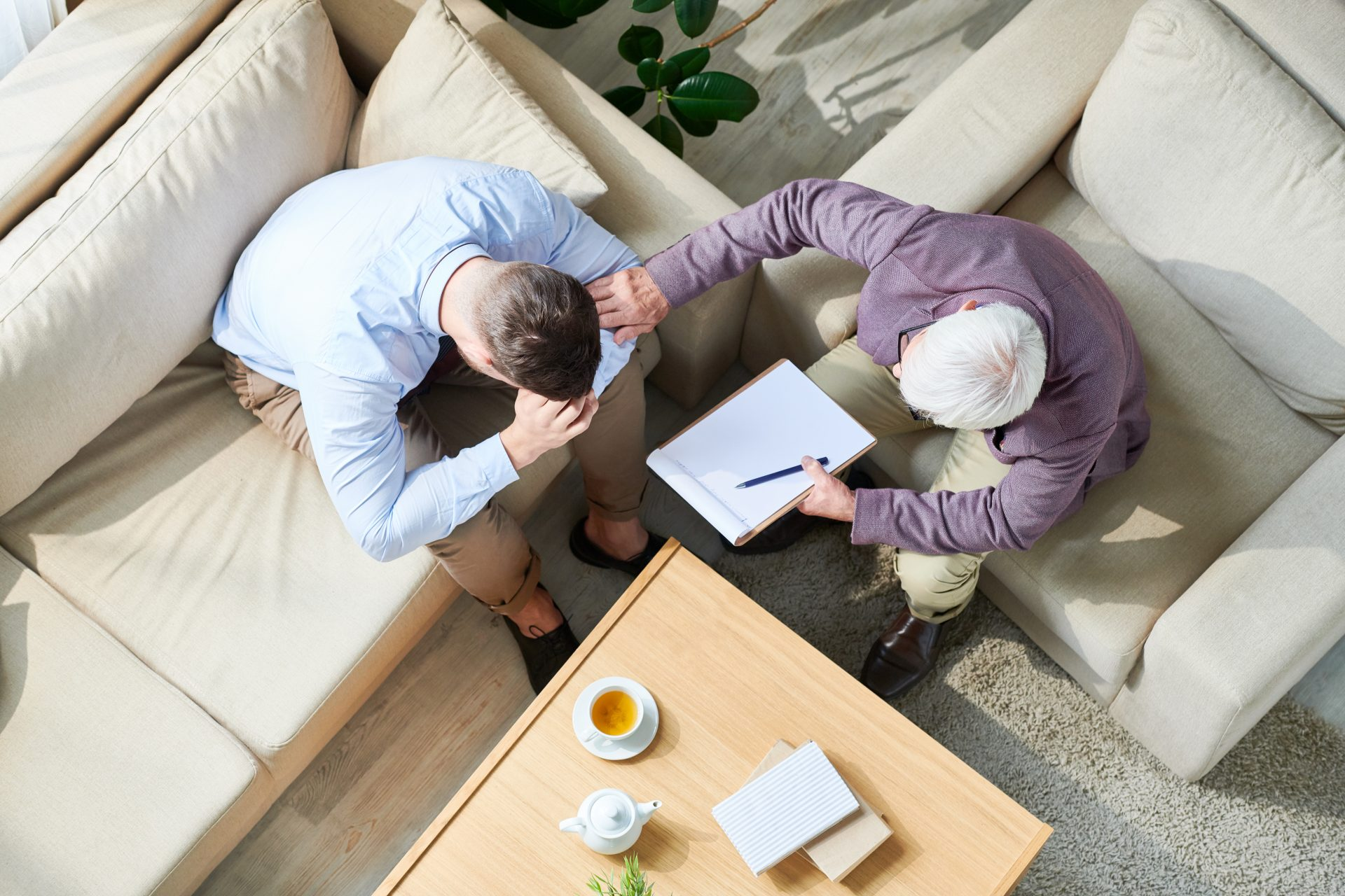 individual therapy in timonium - The Bergand Group